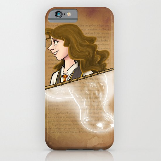 Hermione Granger iPhone & iPod Case
