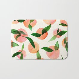 Summer Fruit Pattern Bath Mat