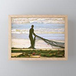 """""""Sunny"""" Framed Mini Art Print"""