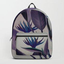Flamingo Night Backpack