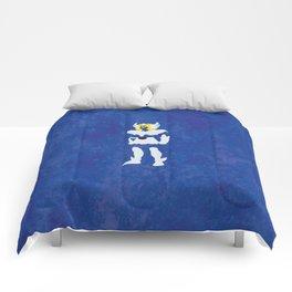 Cygnus Hyoga Comforters