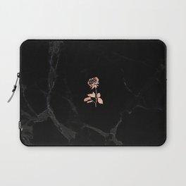 Forever Petal (Black Rose) Laptop Sleeve