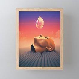 Numb Framed Mini Art Print