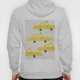 New York Taxicab Hoody