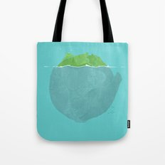 Lettuce Iceberg Tote Bag