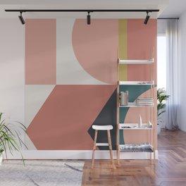 Maximalist Geometric 02 Wall Mural