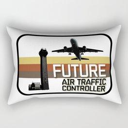 Future Air Traffic Controller Rectangular Pillow