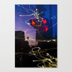 Xing Canvas Print