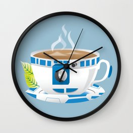 R2-TEA2 Wall Clock