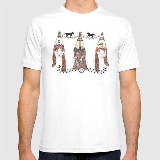 Tipi Party T-shirt