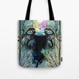 Undersea Scourge Tote Bag