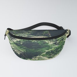 Redwood Forest Fern Cove Fanny Pack