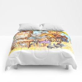 miss africa Comforters