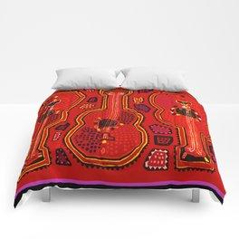 Flamenco Guitars Comforters