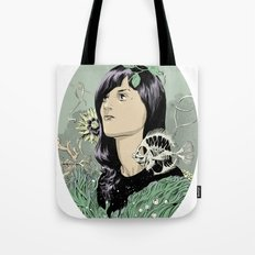 A Hole in the Ocean Tote Bag
