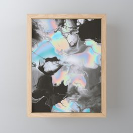 THE DREAM SYNOPSIS Framed Mini Art Print
