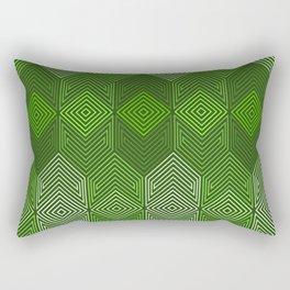 Op Art 93 Rectangular Pillow