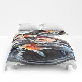 Flying Fish Comforters