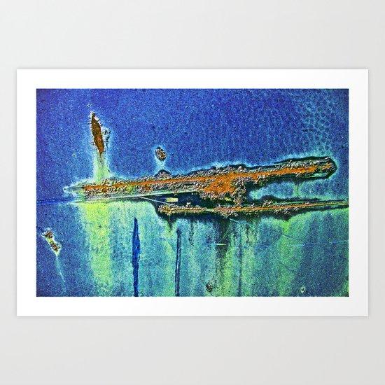 Biplane Art Print