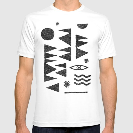 Tangential Paralysis. T-shirt