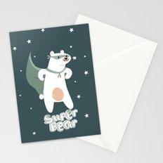 superbear Stationery Cards