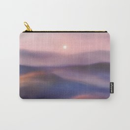 Minimal abstract landscape II Carry-All Pouch
