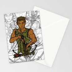 Daryl Stationery Cards