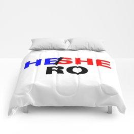 Hero - Shero  -  Equality Comforters