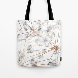 Marble & Gold 046 Tote Bag