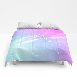 Pastel Galaxy Comforters