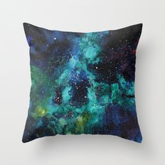 Gerling Green Throw Pillow