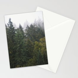 Misted Stationery Cards