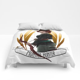 Steampunk Occupation Series: Monster Hunter Comforters