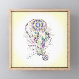 grab it ! Framed Mini Art Print