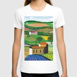 Green Fields T-shirt
