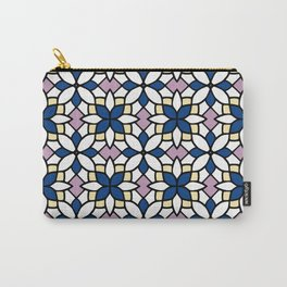 Moroccan Blue Carry-All Pouch