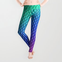 Halloween Mermaid Scale Mail Fantasy Armor Leggings