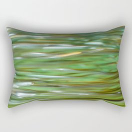 The Swim Rectangular Pillow