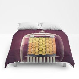 Vintage Tube Comforters