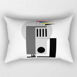 BAUHAUS DREAMING Rectangular Pillow