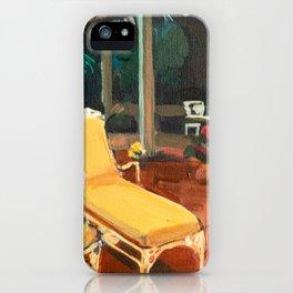 Golden Girls Lannai iPhone Case