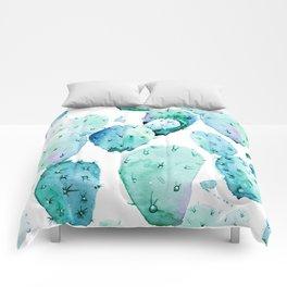 Cactus commotion II Comforters