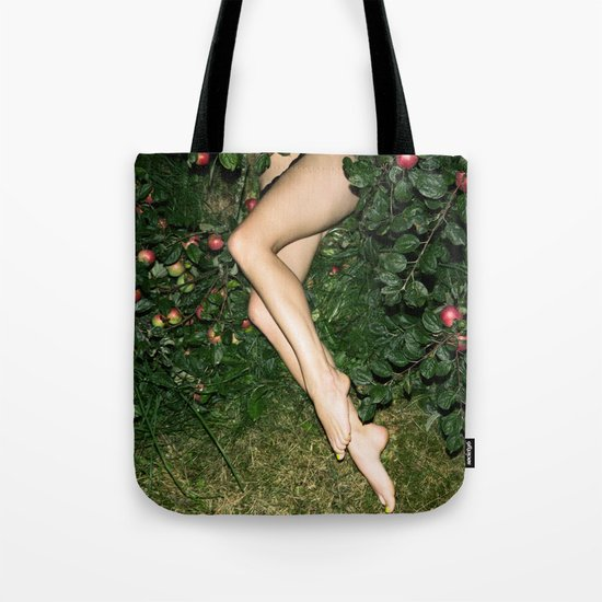 The Cider House Legs II Tote Bag