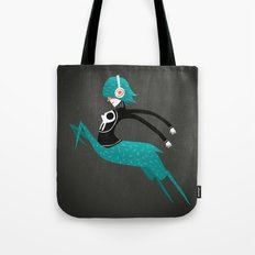 Centaura with music Tote Bag