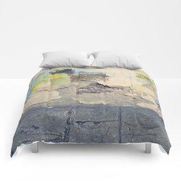 grunge wall Comforters