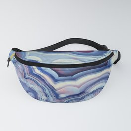Agate lace Fanny Pack