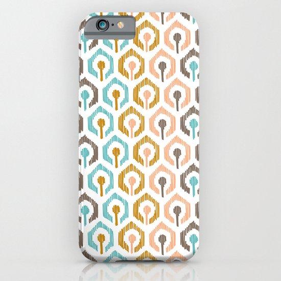 Honeycomb IKAT - Ivory iPhone & iPod Case