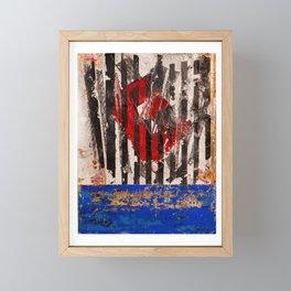 Notre-Dame deTournai Framed Mini Art Print