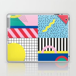 Memphis Party Laptop & iPad Skin