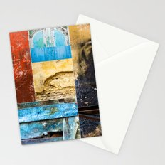 Moroccan Textures Montage Stationery Cards